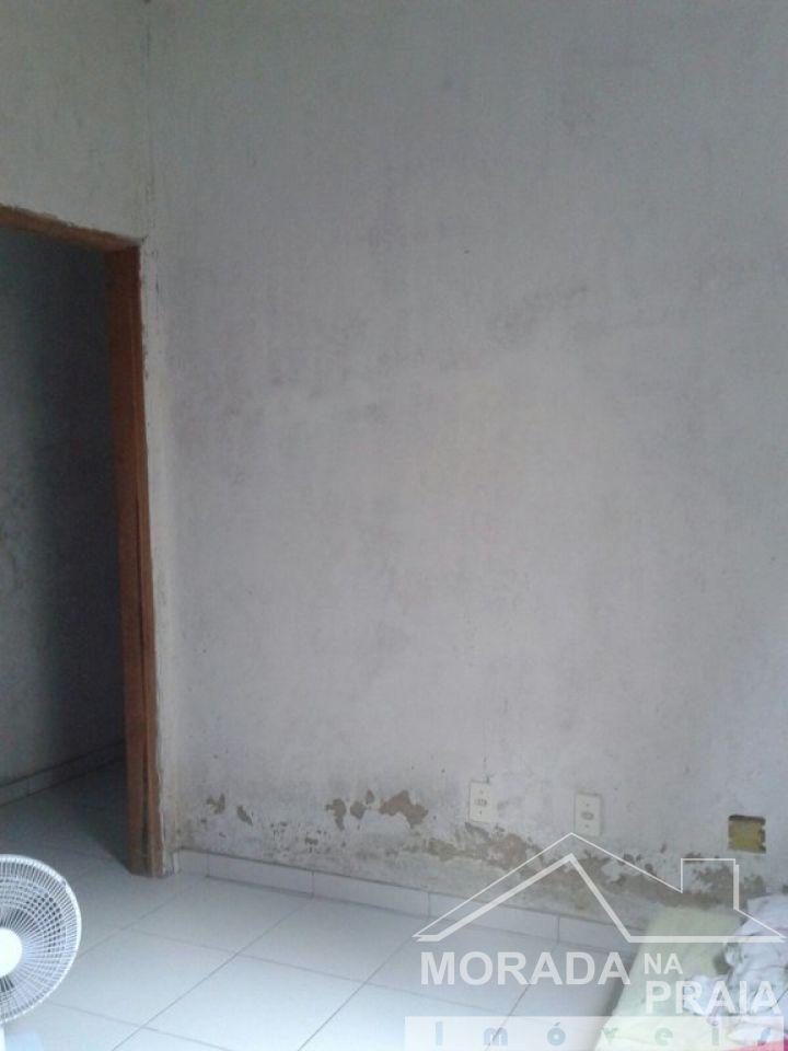 Sala do casa geminada com 2 dormitórios em Vila Sonia - Praia Grande