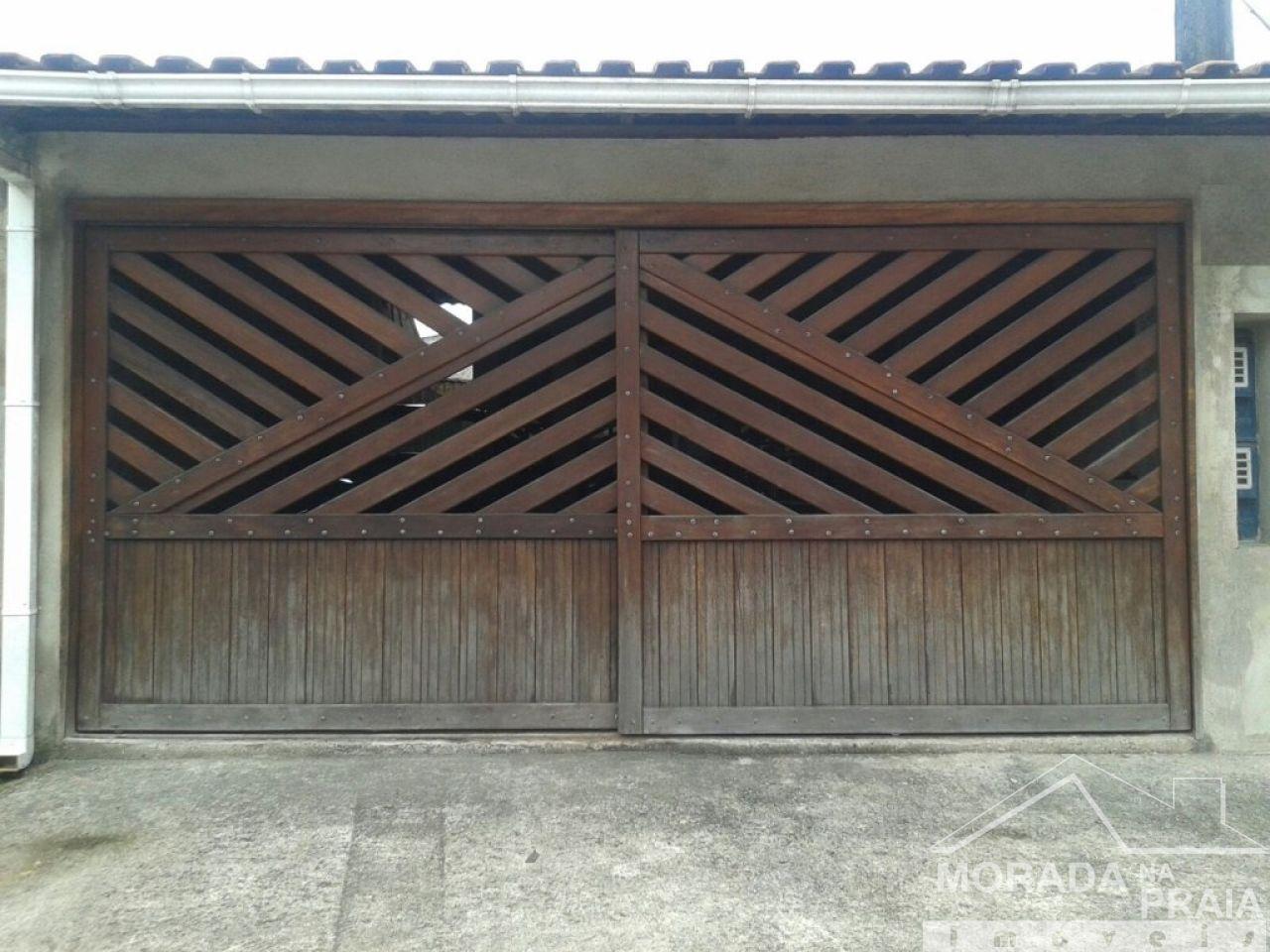 Fachada ang 03 do casa geminada com 2 dormitórios em Vila Sonia - Praia Grande