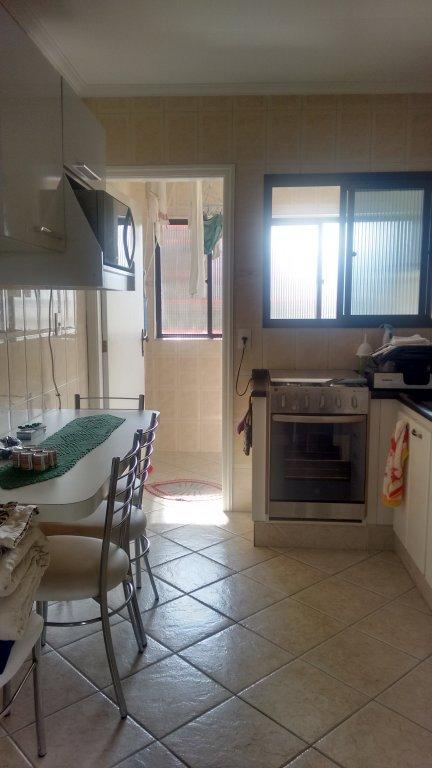 Cozinha ang 2 do apartamento com 2 dormitórios em TUPI - PRAIA GRANDE