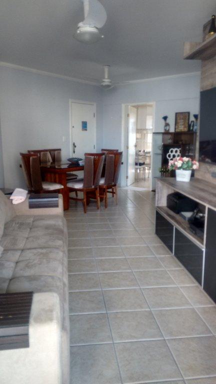 Sala ang 2 do apartamento com 2 dormitórios em TUPI - PRAIA GRANDE