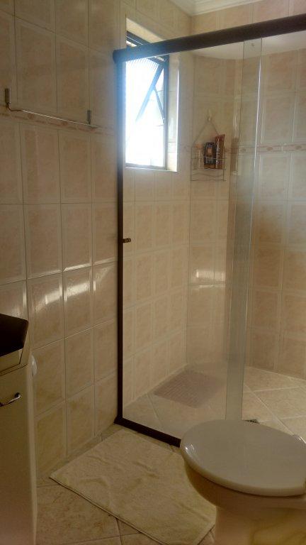 WC suíte do apartamento com 2 dormitórios em TUPI - PRAIA GRANDE