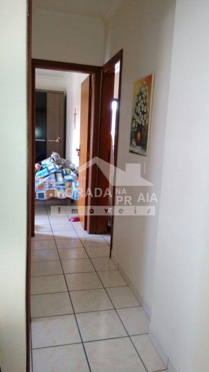 CORREDOR do apartamento com 2 dormitórios em Vila Guilhermina - Praia Grande