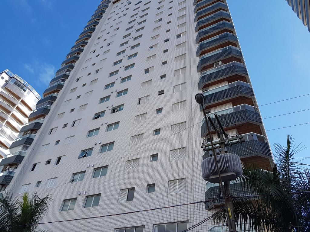 Fachada ang 02 do cobertura com 4 dormitórios em CANTO DO FORTE - PRAIA GRANDE