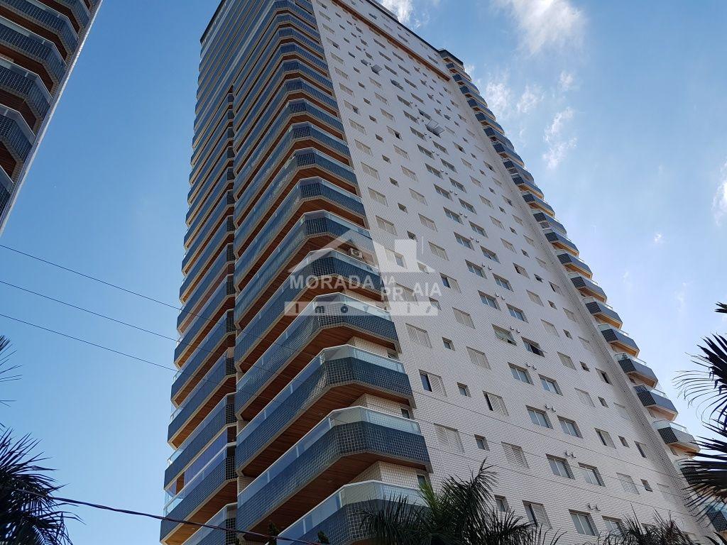Fachada ang 03 do cobertura com 4 dormitórios em CANTO DO FORTE - PRAIA GRANDE