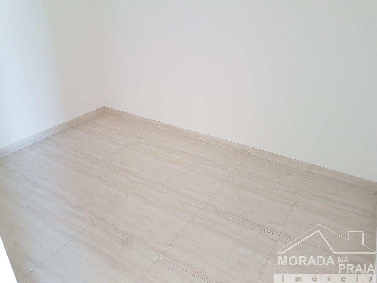 Hall de entrada ang 02 do apartamento com 3 dormitórios em CANTO DO FORTE - PRAIA GRANDE