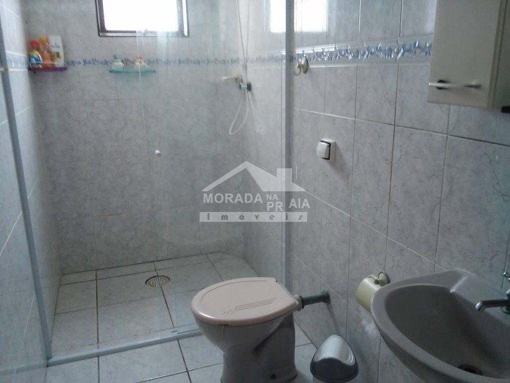 wc do apartamento com 1 dormitórios em AVIAÇÃO - PRAIA GRANDE