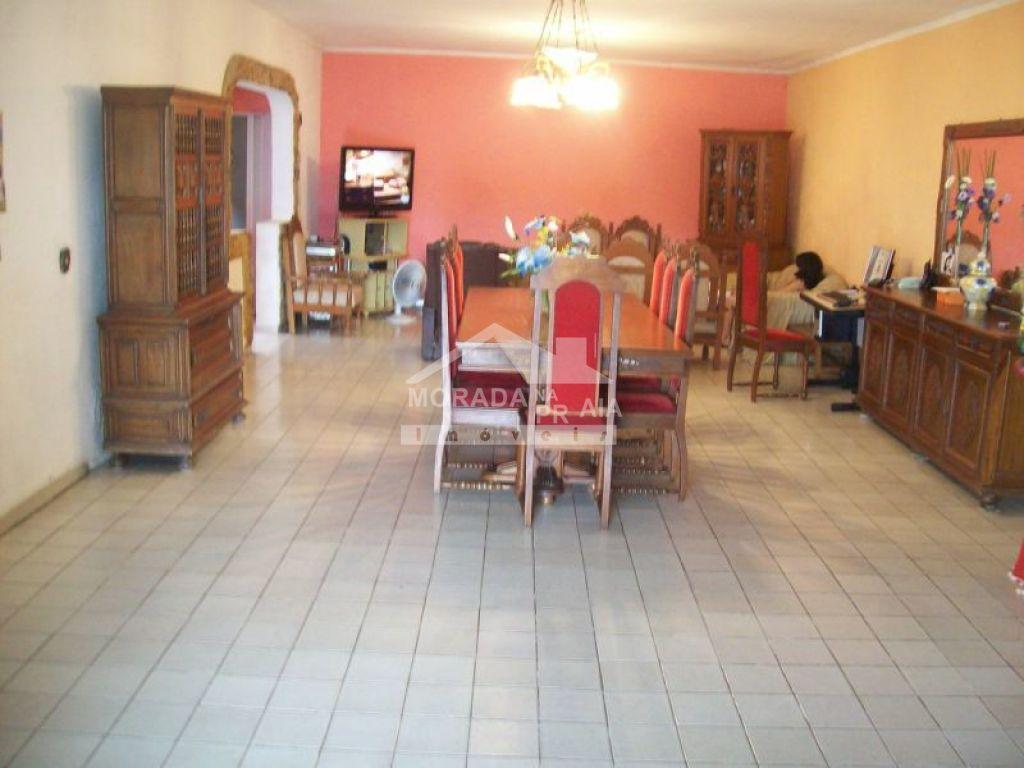 Sala ang 02 do sobrado isolado com 4 dormitórios em GUILHERMINA - PRAIA GRANDE