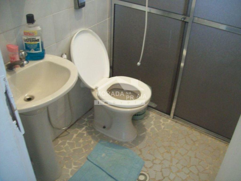 WC suite 02 do sobrado isolado com 4 dormitórios em GUILHERMINA - PRAIA GRANDE