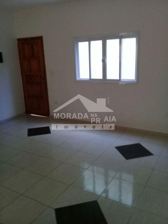 Sala ang 03 do condomínio fechado com 2 dormitórios em Vila Mirim - Praia Grande