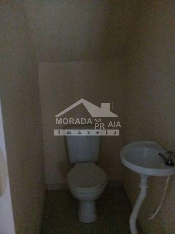 Lavabo do condomínio fechado com 2 dormitórios em MIRIM - PRAIA GRANDE