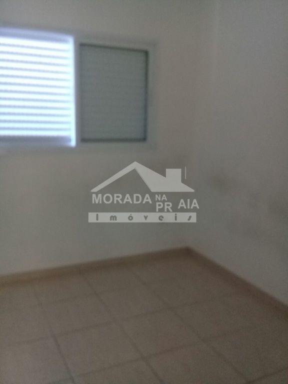 Dormitório 02 do condomínio fechado com 2 dormitórios em MIRIM - PRAIA GRANDE