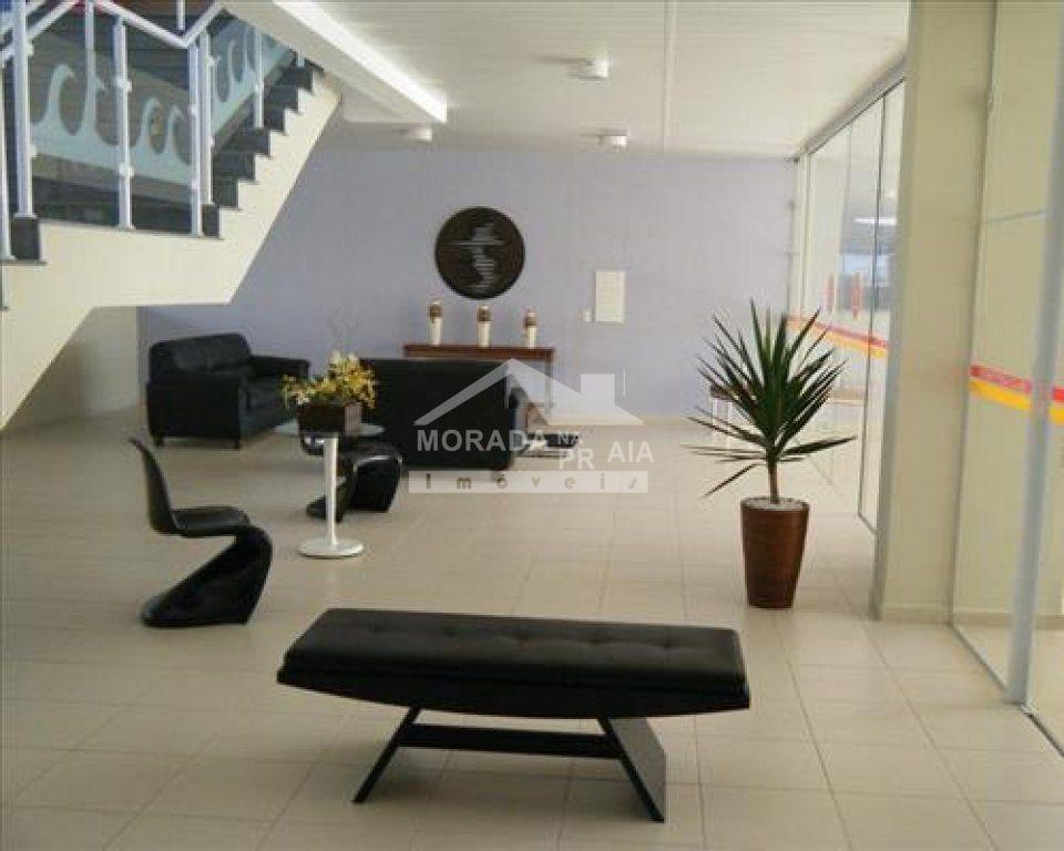 Hall de Entrada do apartamento com 2 dormitórios em OCIAN - PRAIA GRANDE
