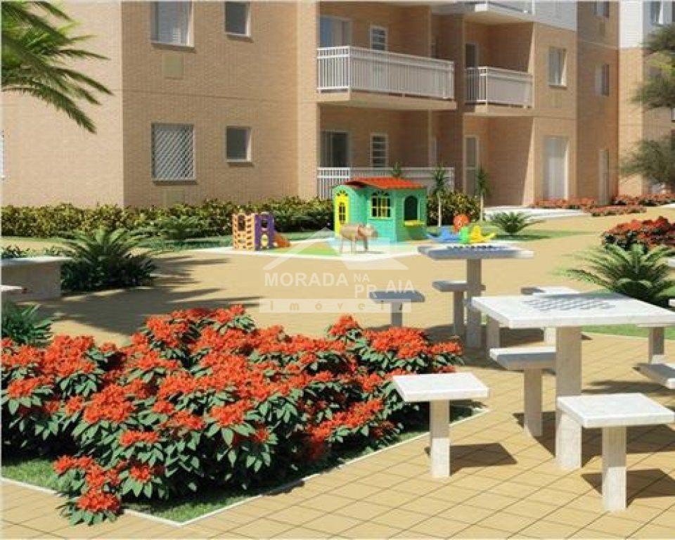 Área Externa do apartamento com 2 dormitórios em OCIAN - PRAIA GRANDE