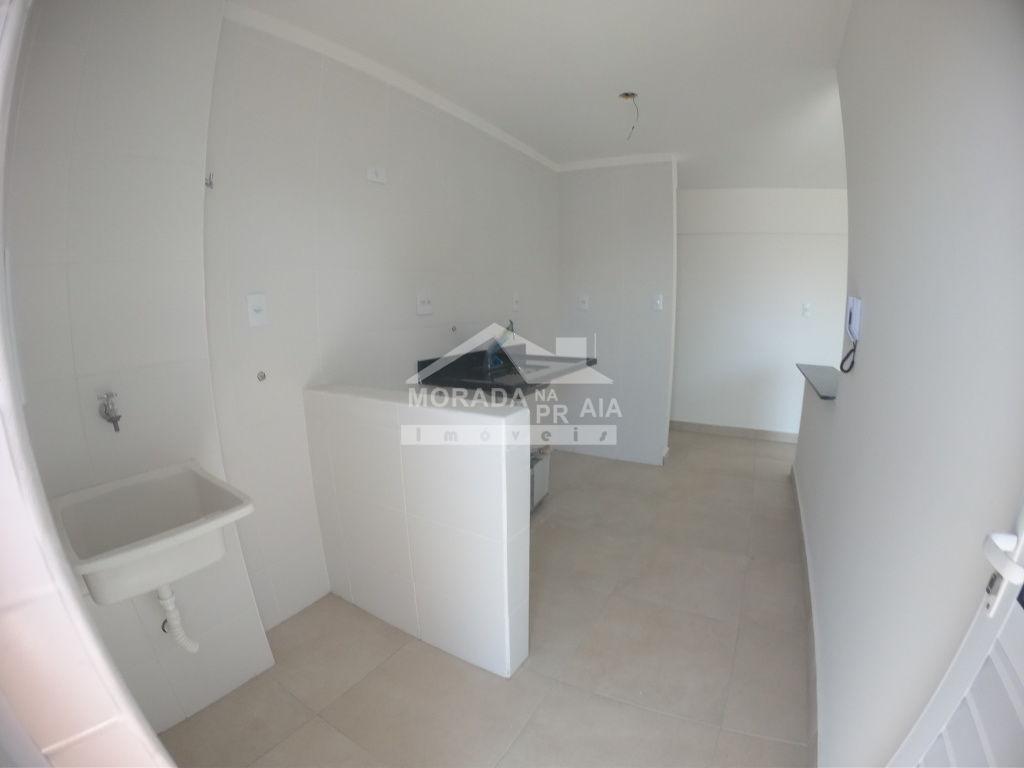 Playground do apartamento com 2 dormitórios em GUILHERMINA - PRAIA GRANDE