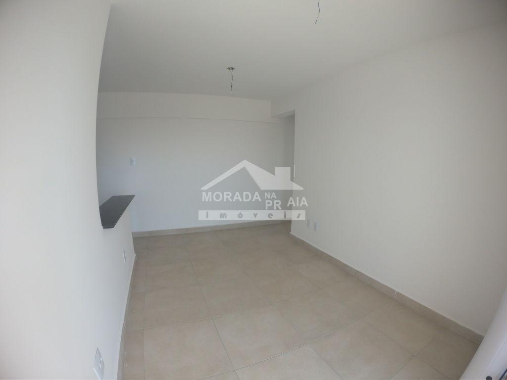 Sacada do apartamento com 2 dormitórios em GUILHERMINA - PRAIA GRANDE