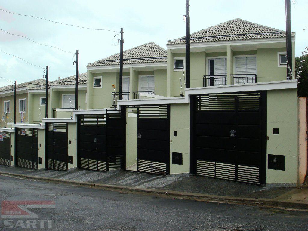 Sobrado para Venda - Vila Nova Mazzei
