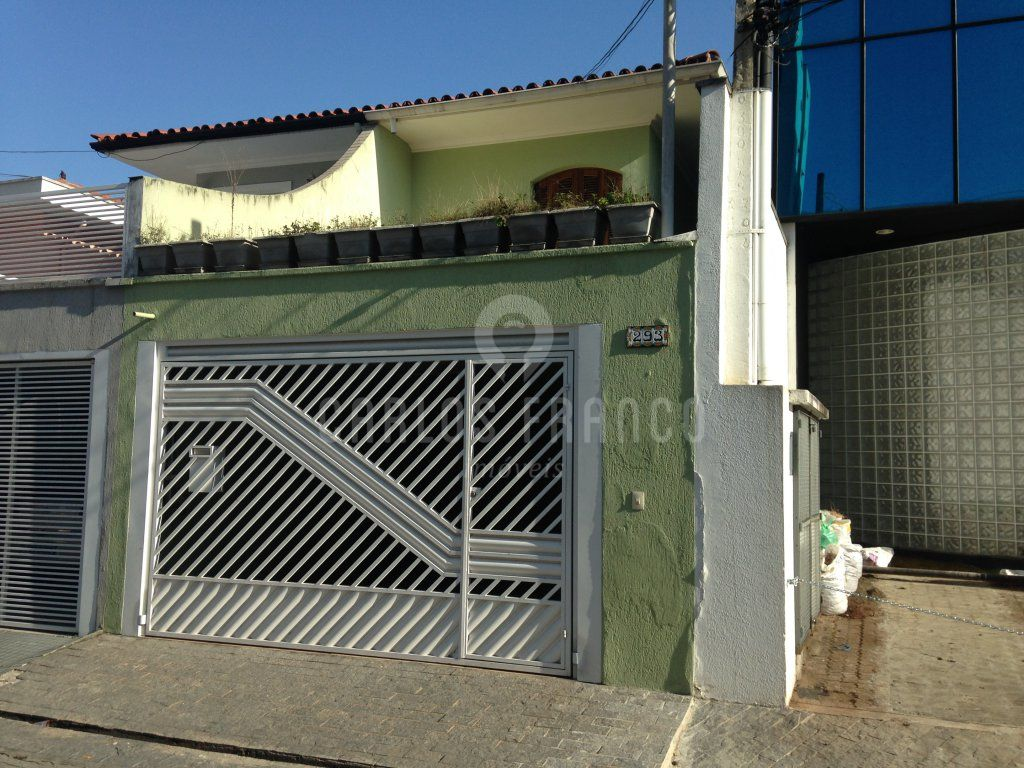 Casa Sobrado à venda, Jardim Promissão, São Paulo