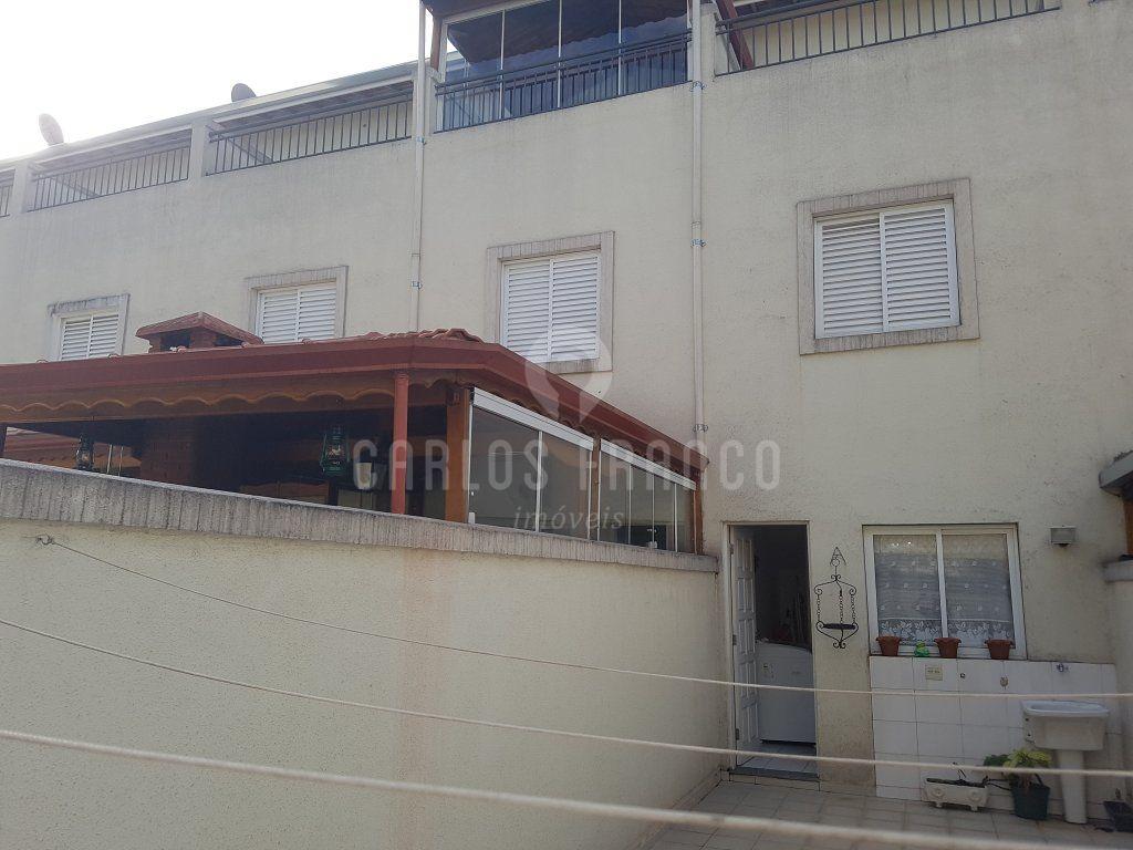 Casa Sobrado à venda, Jardim Cristal, São Paulo