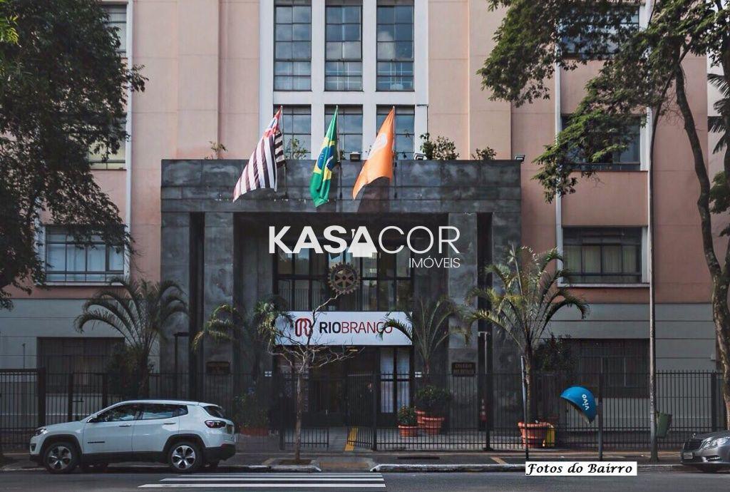 Apartamento de 3 dormitórios à venda em Higienópolis, São Paulo - SP