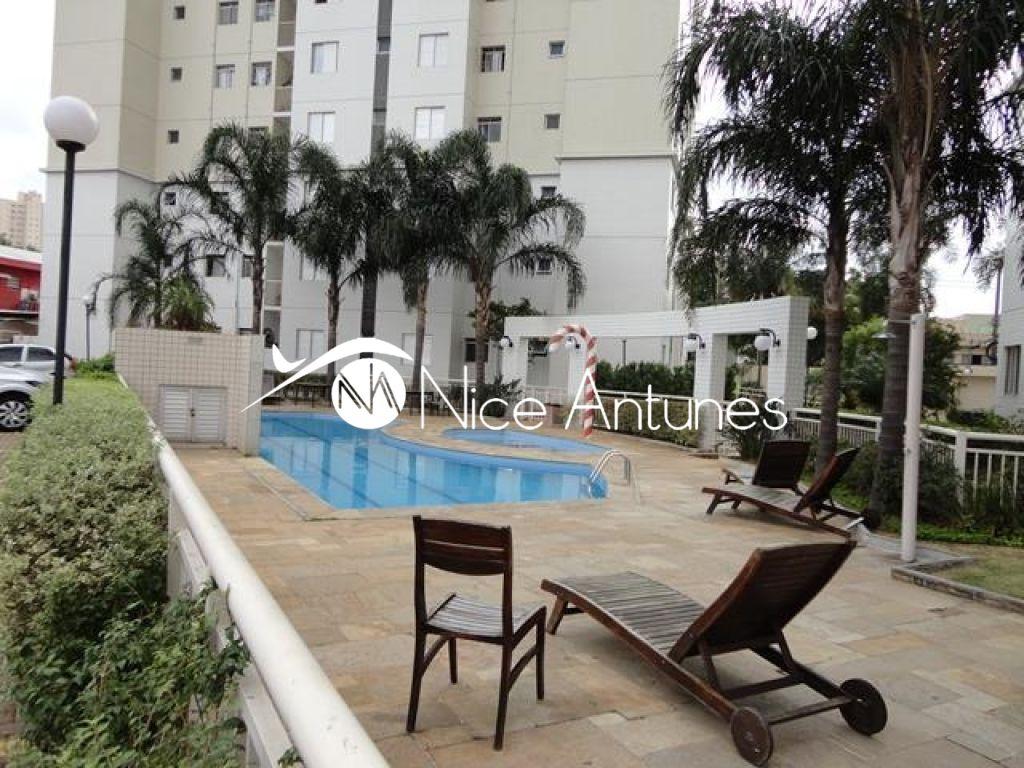 Apartamento à Venda - Parque Edu Chaves