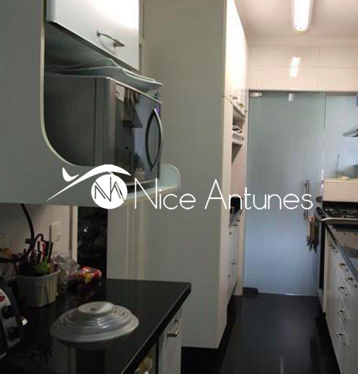 Apartamento à Venda - Vila Baruel