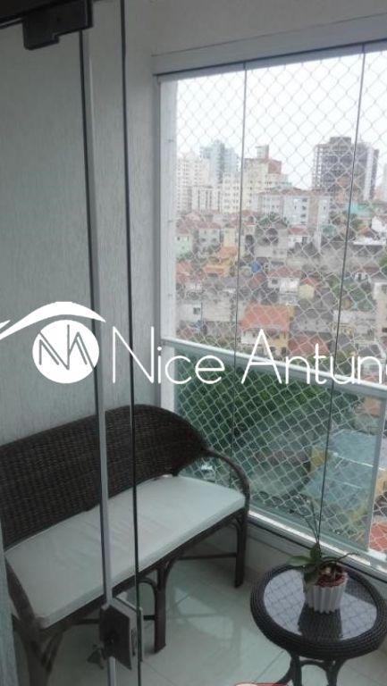Apartamento de 2 dormitórios à venda em Vila Leonor, São Paulo - SP