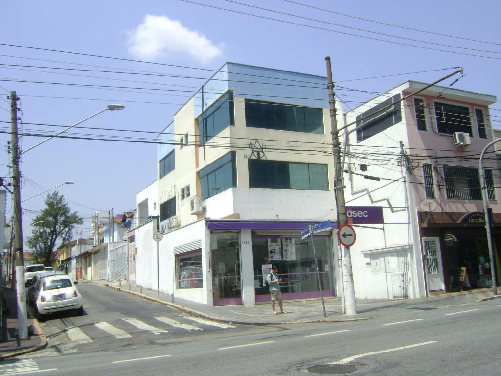 Sala Comercial para Locação - CAMBUCI