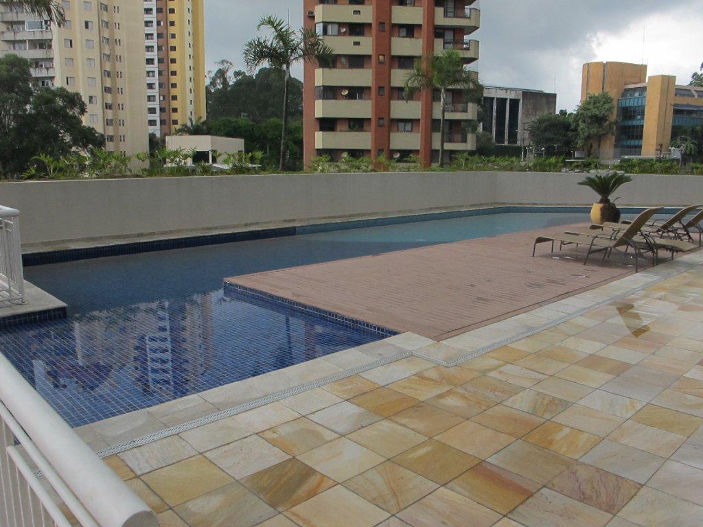 Apartamento de 2 dormitórios em Morumbi, São Paulo - SP