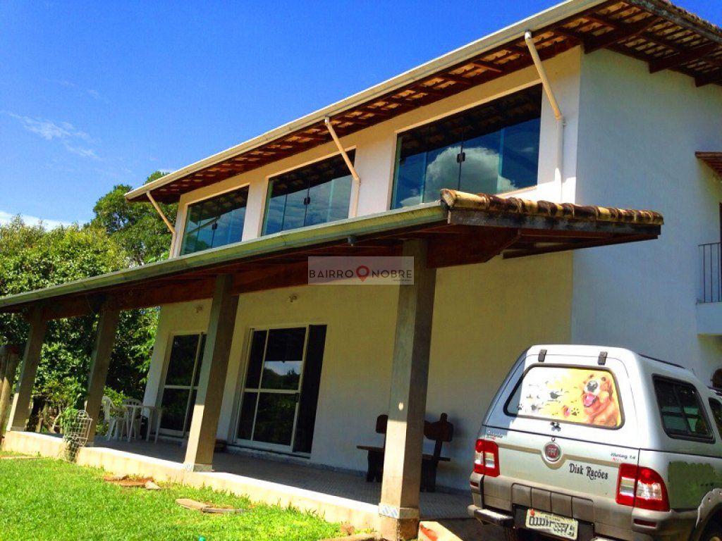 Casa de 4 dormitórios em Colonial Village (Caucaia Do Alto), Cotia - SP