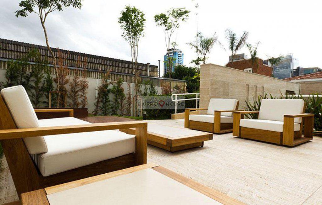 Apartamento de 1 dormitório em Itaim Bibi, São Paulo - SP
