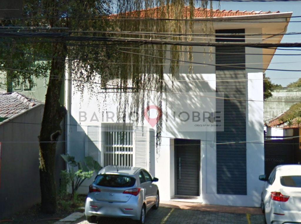 Casa Comercial em Jardim América, São Paulo - SP