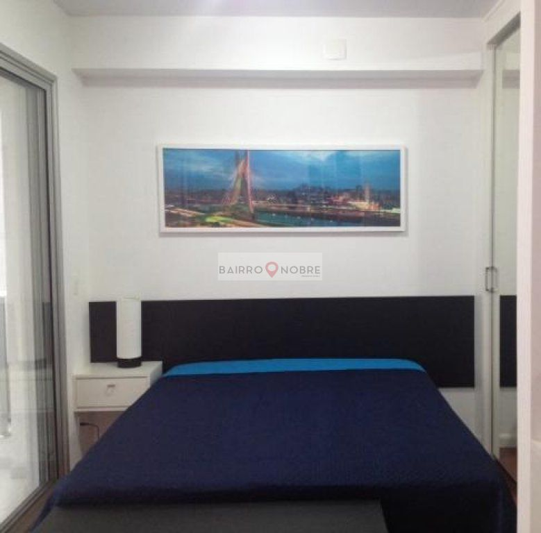 Flat de 1 dormitório em Brooklin, São Paulo - SP
