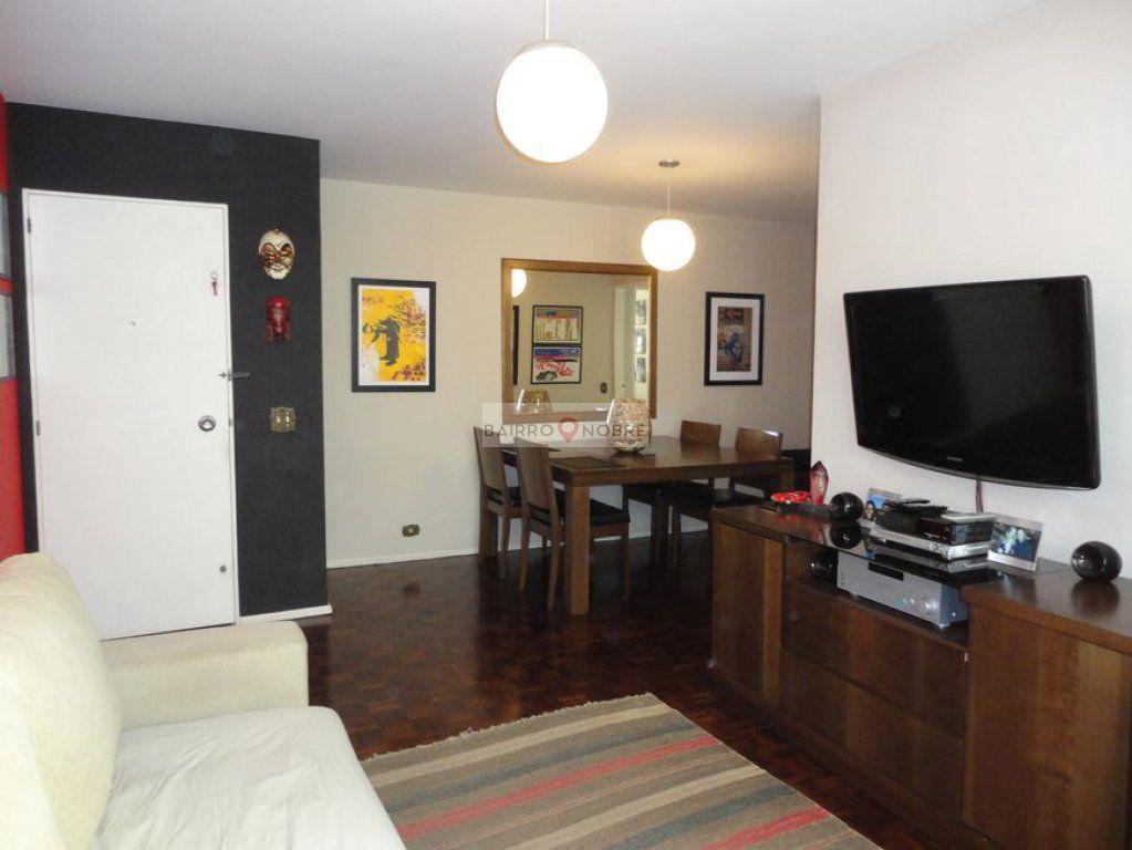 Apartamento de 3 dormitórios em Indianópolis, São Paulo - SP