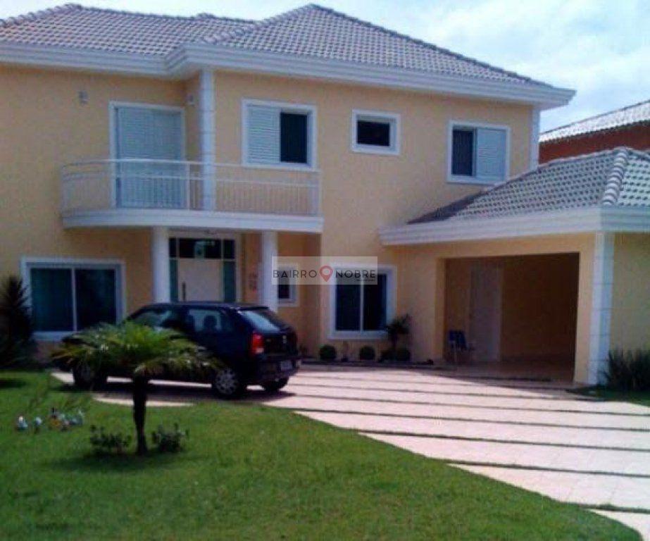 Casa de 4 dormitórios em Alphaville, Santana De Parnaíba - SP