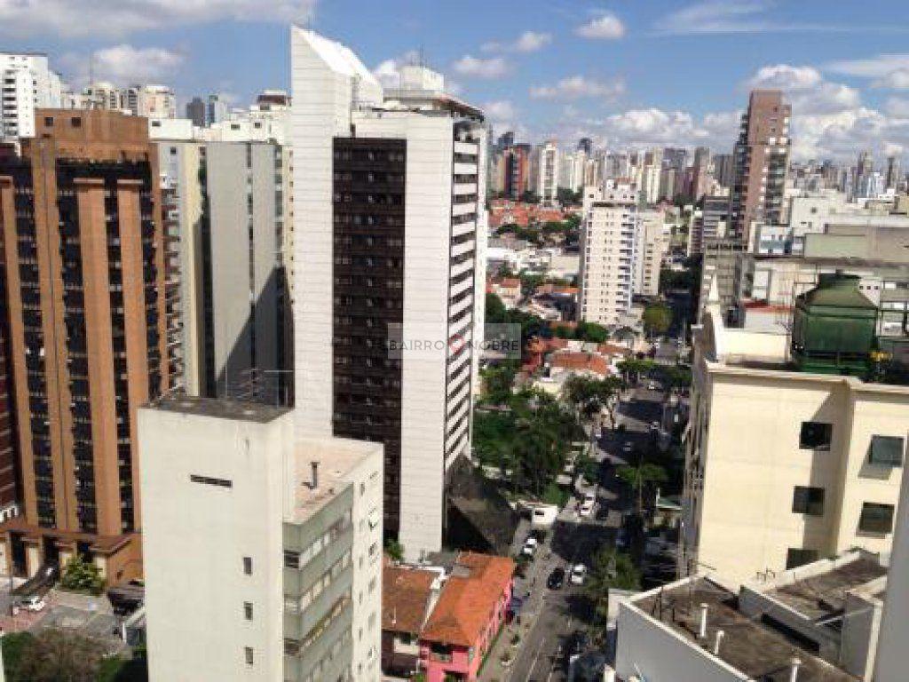 Flat de 2 dormitórios em Jardim Paulista, São Paulo - SP
