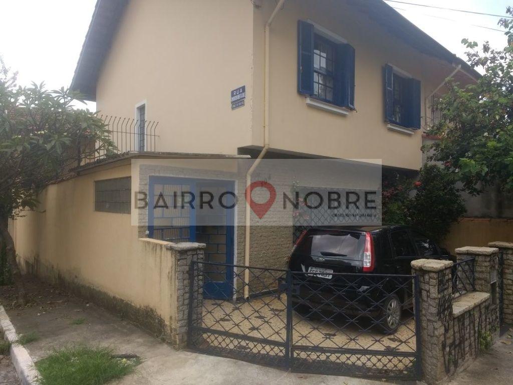 Casa Assobradada para Venda - Brooklin Paulista