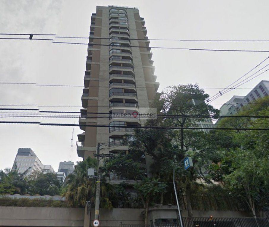 Cobertura de 1 dormitório em Jardim Paulista, São Paulo - SP
