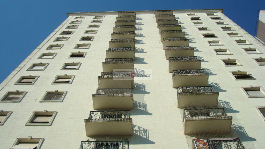 Apartamento de 2 dormitórios em Cerqueira César, São Paulo - SP