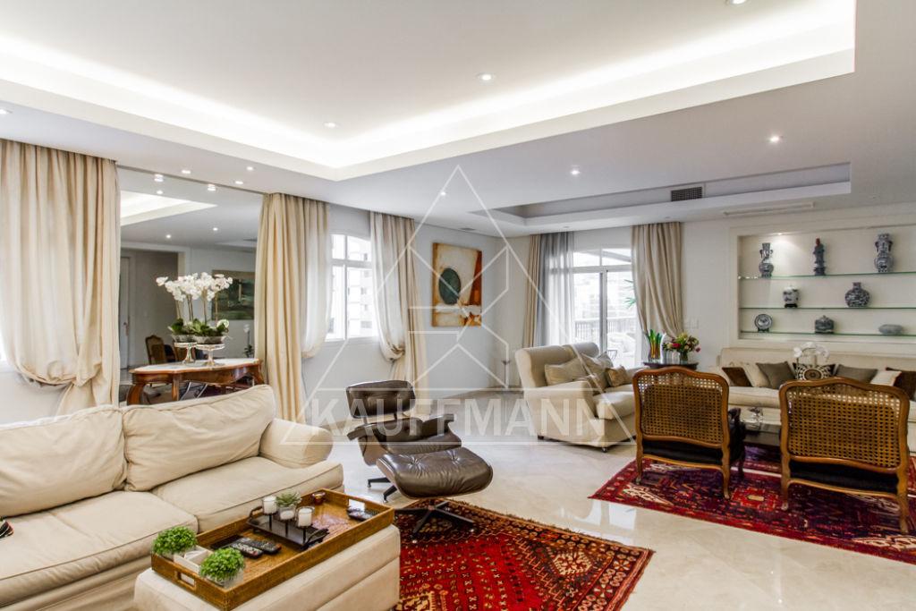 Apartamento - Higienópolis - 335m² - 4 quartos