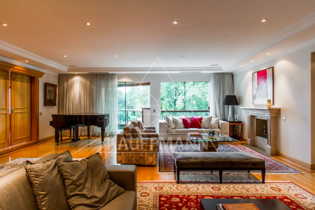 Apartamento - Itaim Bibi - 520m² - 4 quartos