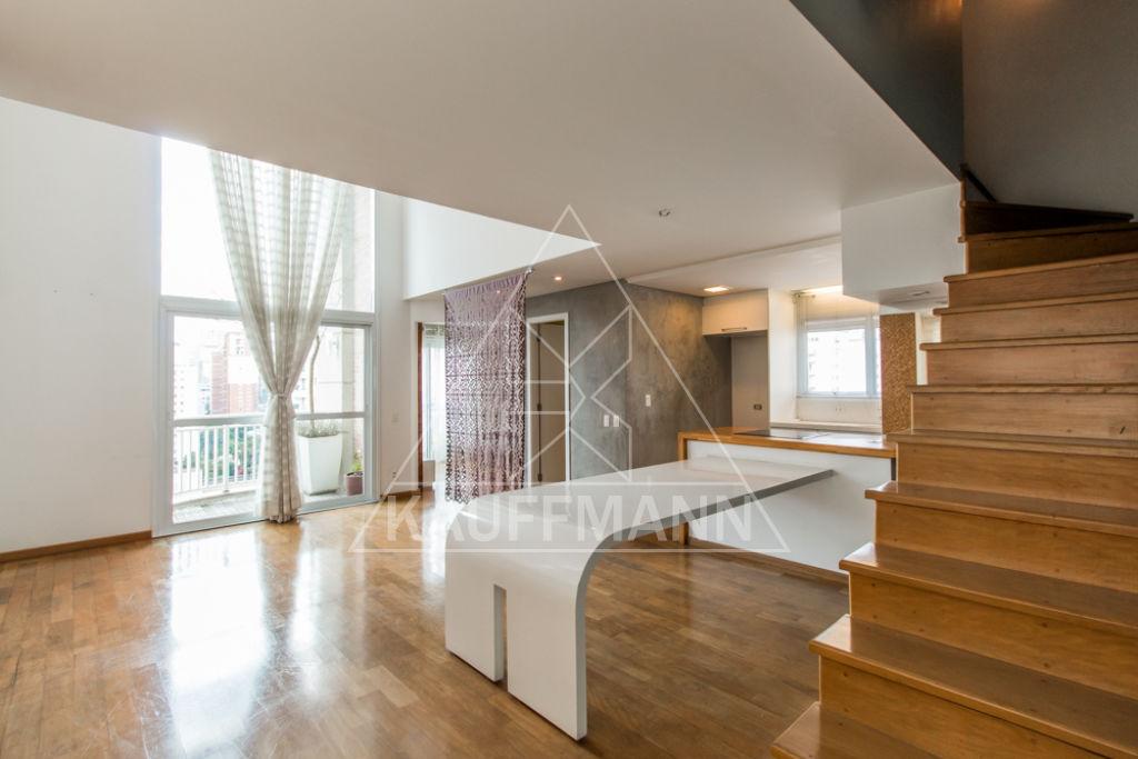 Loft - Jardim América - 116m² - 2 quartos