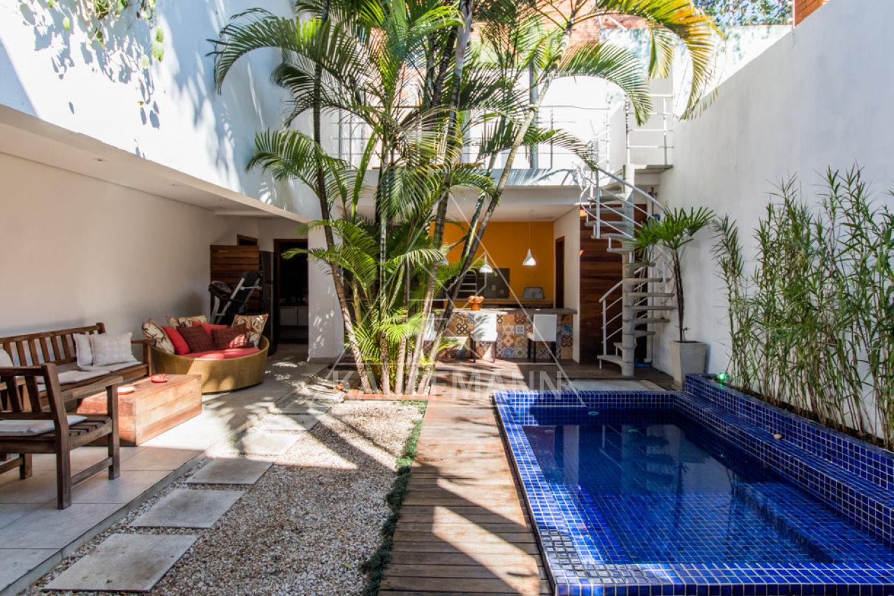 Casa - Brooklin Paulista - 370m² - 4 quartos