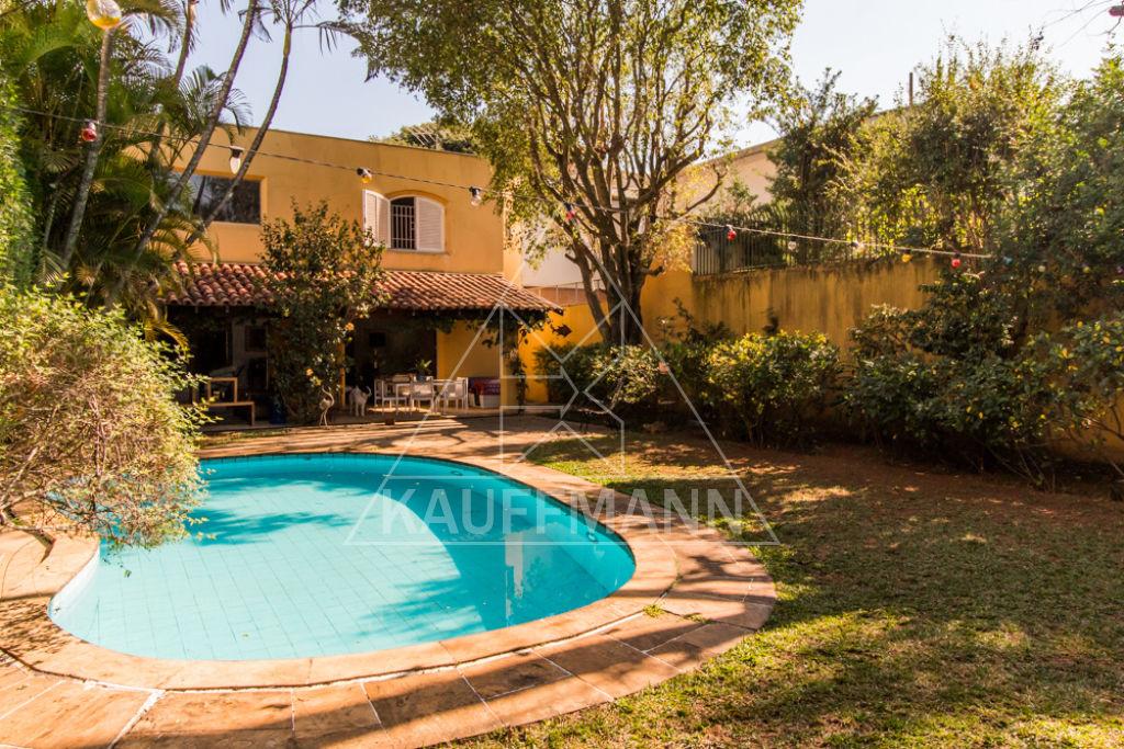 Casa - Jardim Paulistano - 350m² - 3 quartos