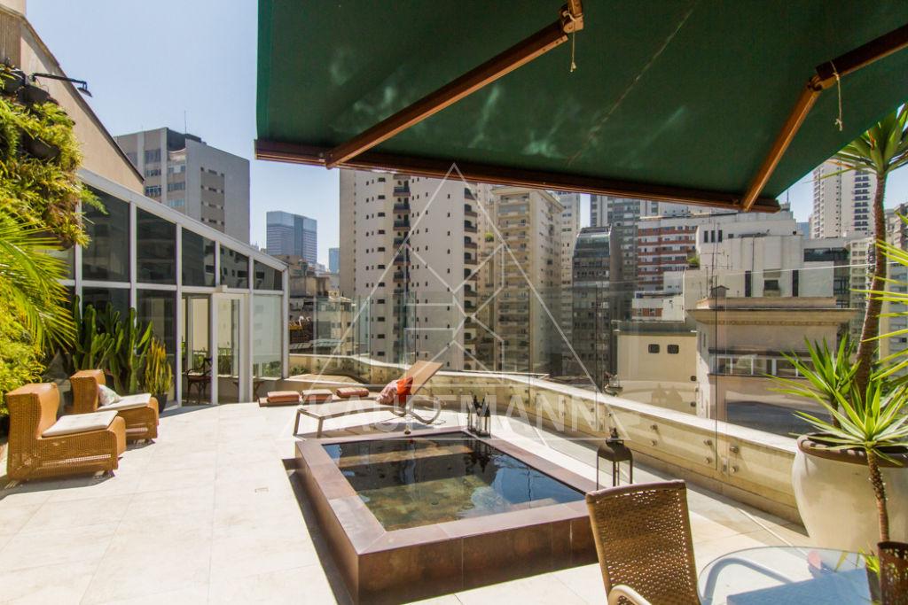 Cobertura Duplex - Jardim América - 535m² - 4 quartos