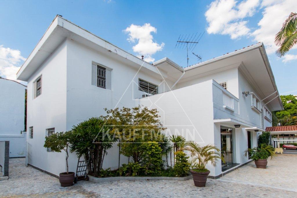 Sobrado - Jardim Paulista - 1000m² - 4 quartos