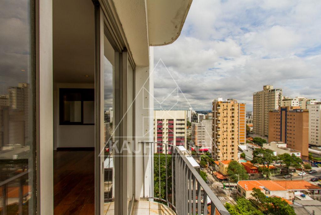 Apartamento - Vila Madalena - 114m² - 3 quartos
