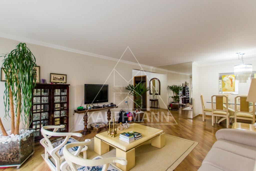Apartamento - Morro dos Ingleses - 116m² - 3 quartos