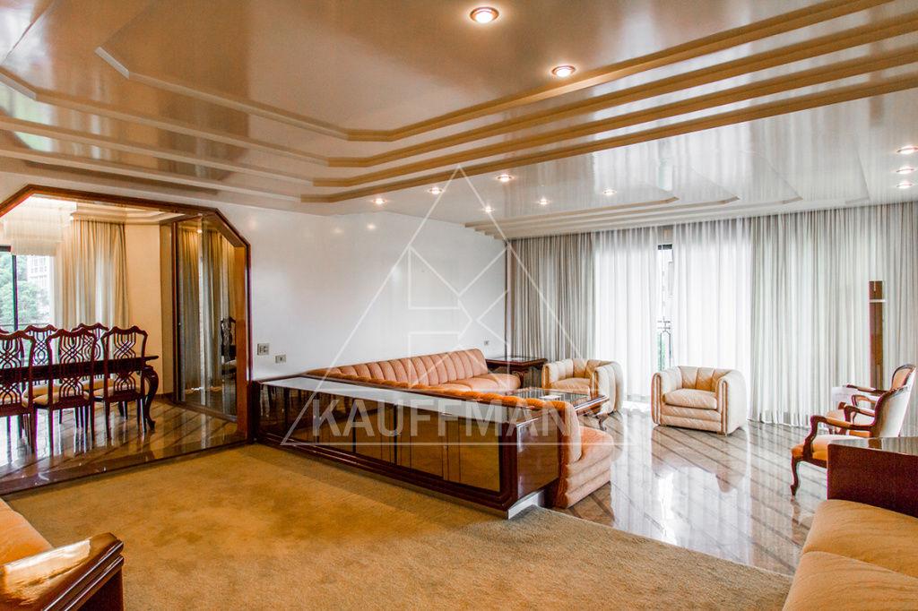 APARTAMENTO - HIGIENÓPOLIS - 270m² - 3 quartos