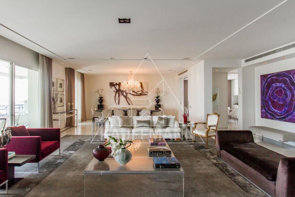 Apartamento - Higienópolis - 495m² - 5 quartos