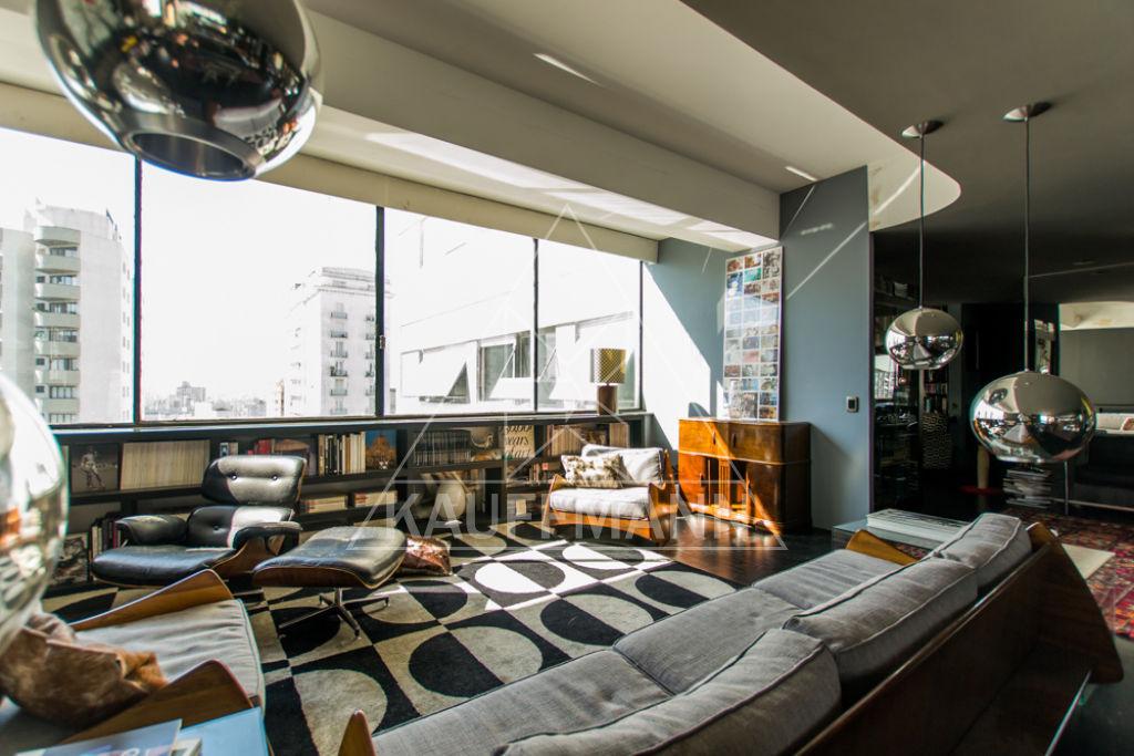 Apartamento - Higienópolis - 189m² - 1 quartos